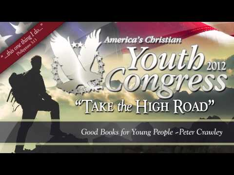 Good Books for Christian Young People given by Peter Crawley