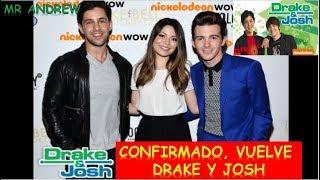 CONFIRMADO, VUELVE DRAKE Y JOSH, MIRA EL PRIMER CAPITULO EN - MISTER ANDREW Video