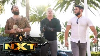 Dexter Lumis' bachelor party brings family together: WWE NXT, Sept. 7, 2021