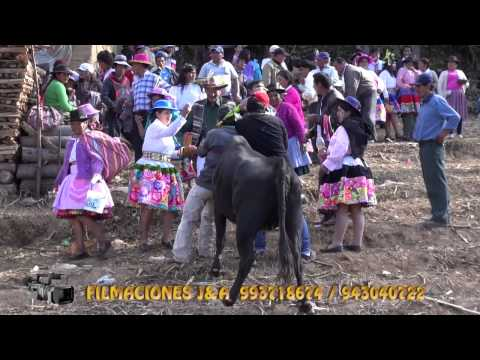 FILMACIONES J&A: Fiesta de Santiago en Colcabamba  Tayacaja Huancavelica 2014