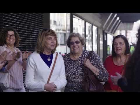 Fundación Woman's Week - El pasillo más unánime del mundo