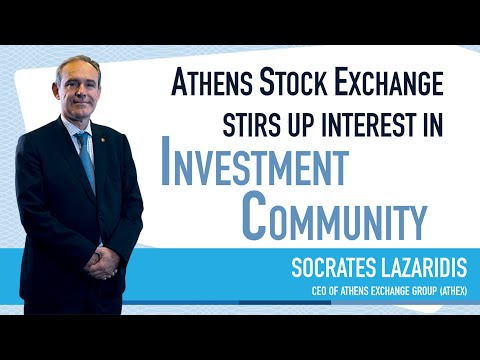 Socrates Lazaridis, CEO of Athens Exchange Group (ATHEX) - Greece Investor Guide (2)