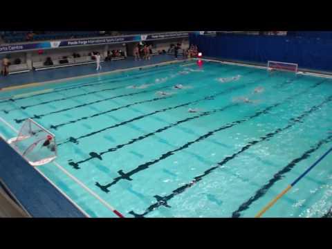 Women's Super 5 Water Polo Manchester vs Liverpool Lizards