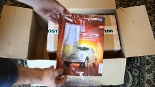 Розпакування посилки газ М-20 найцікавіше