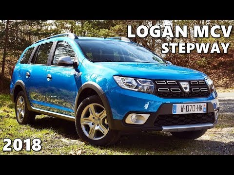 2018 dacia logan mcv stepway exterior interior walkaround youtube. Black Bedroom Furniture Sets. Home Design Ideas