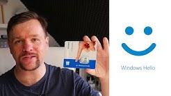 Windows Hello Fingerabdruck einrichten - mehr Sicherheit! [Deutsch]