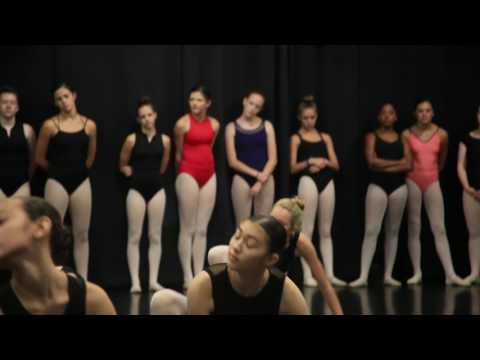Senior Ballet Intensive - June 2017 @ Balance Dance Studios