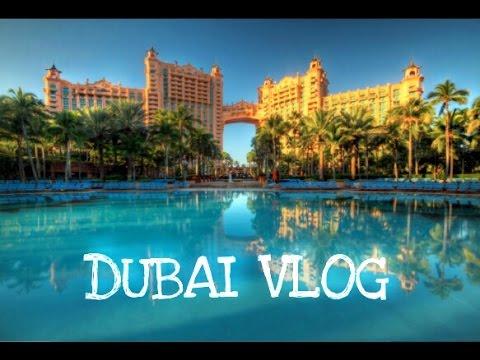 EXPLORING DUBAI ATLANTIS !!!