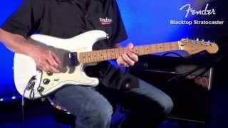 Fender Blacktop HH Stratocaster Review - YandasMusic.com