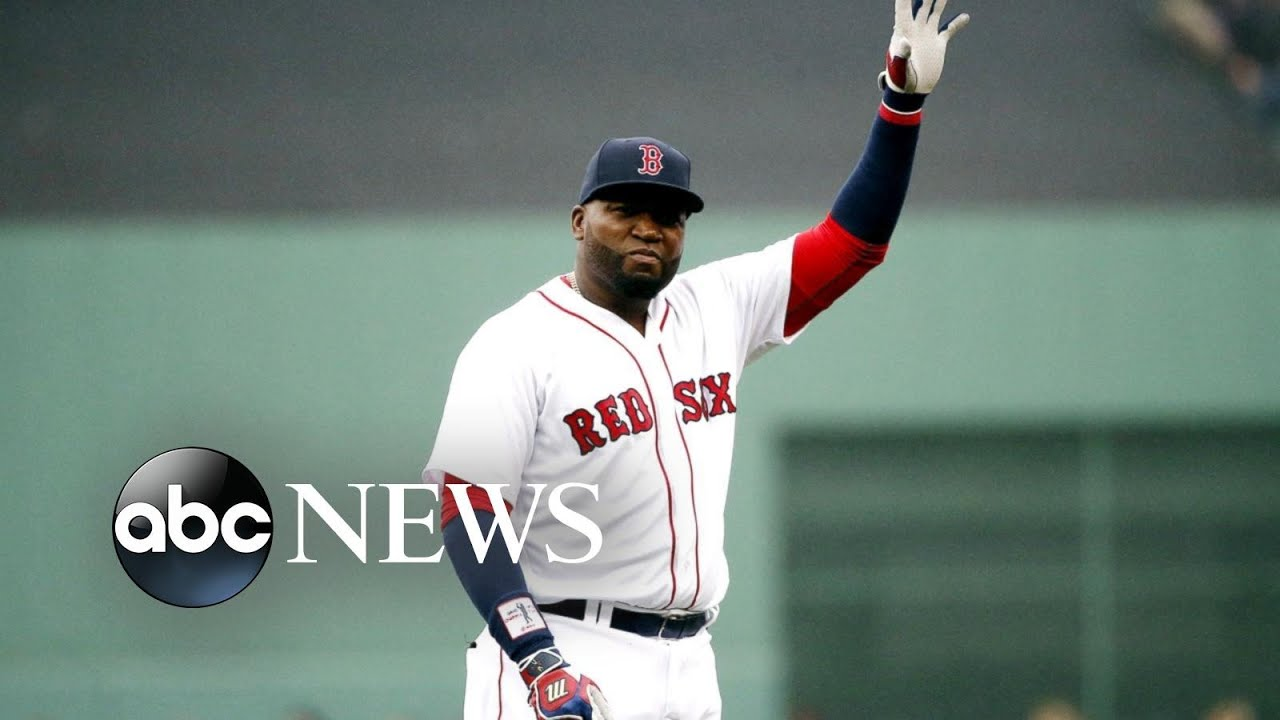 ABC News:Red Sox icon David Ortiz takes first steps after shot in the back