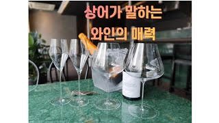 와인의 매력 5가지 In 전포동 구스토