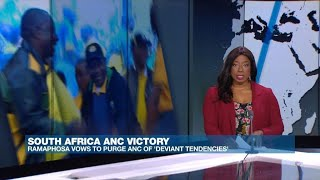 Losing Its Way: The Rise and Fall of South Africa's ANC