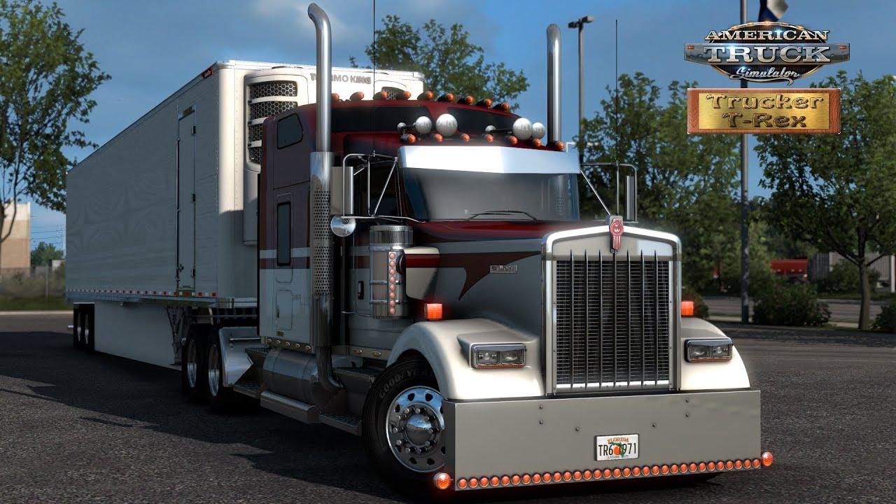 American Truck Simulator video number 364