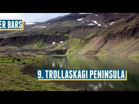 Top 13 Attractions in Iceland according to Lonely Planet