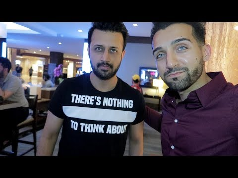 ATIF ASLAM IS COMING TO OUR WEDDING