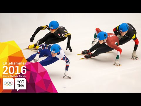 Short Track Speed Skating - 1000m - Full Replay | Lillehamme