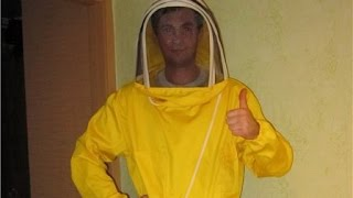 Одежда пчеловода: костюм пчеловода «Комбинезон» достоинство и недостатки.(Одежда пчеловода: костюм пчеловода «Комбинезон» достоинство и недостатки., 2015-02-04T07:28:14.000Z)