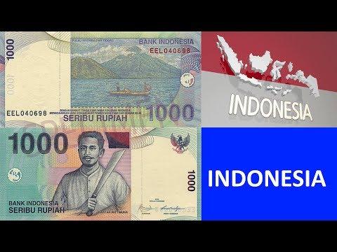 Indonesia 1000 Rupiah