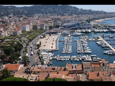 Cannes in 4K