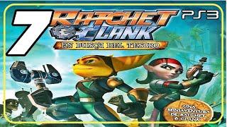 Ratchet & Clank En Busca del Tesoro - Parte 7 [Ending Creditos] - Español