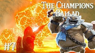 GIANT LAVA ROCK SMASH: Zelda BotW The Champions Ballad #7