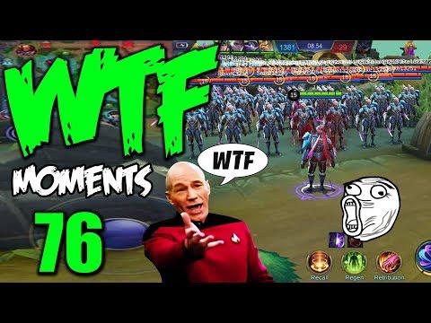 Mobile Legends WTF | Funny Moments Episode 76