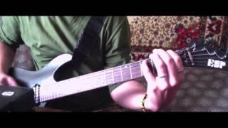 Как играть песню Земфира - Прогулка (видеоурок). Аккорды, перебор