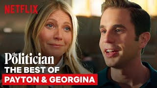 Best of Payton and Georgina Hobart | The Politician | Netflix