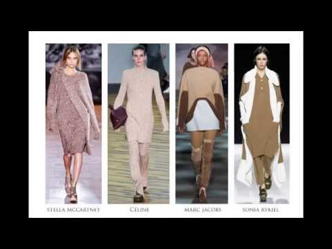 Autumn Winter 2014 2015 Top Fashion Trends