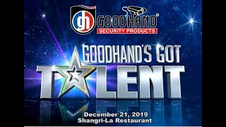 Goodhand's Got Talent Christmas Party 2019!