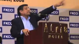 S. Gurumurthy speech about Global Financial Crisis and Impact on India - 2008 (Full)