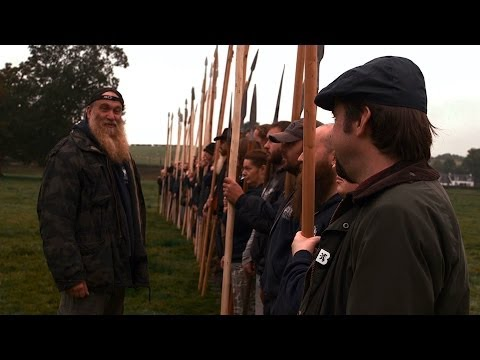 How schiltrons led the Scots to victory - The Quest For Bannockburn: Episode 1 Preview - BBC Two