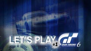 Dre Plays: Gran Turismo 6 [Episode 1] - That Honda Fit Swag
