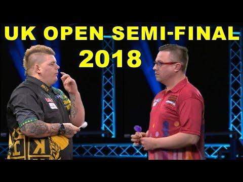 Cadby v Owen SF 2018 UK Open Darts