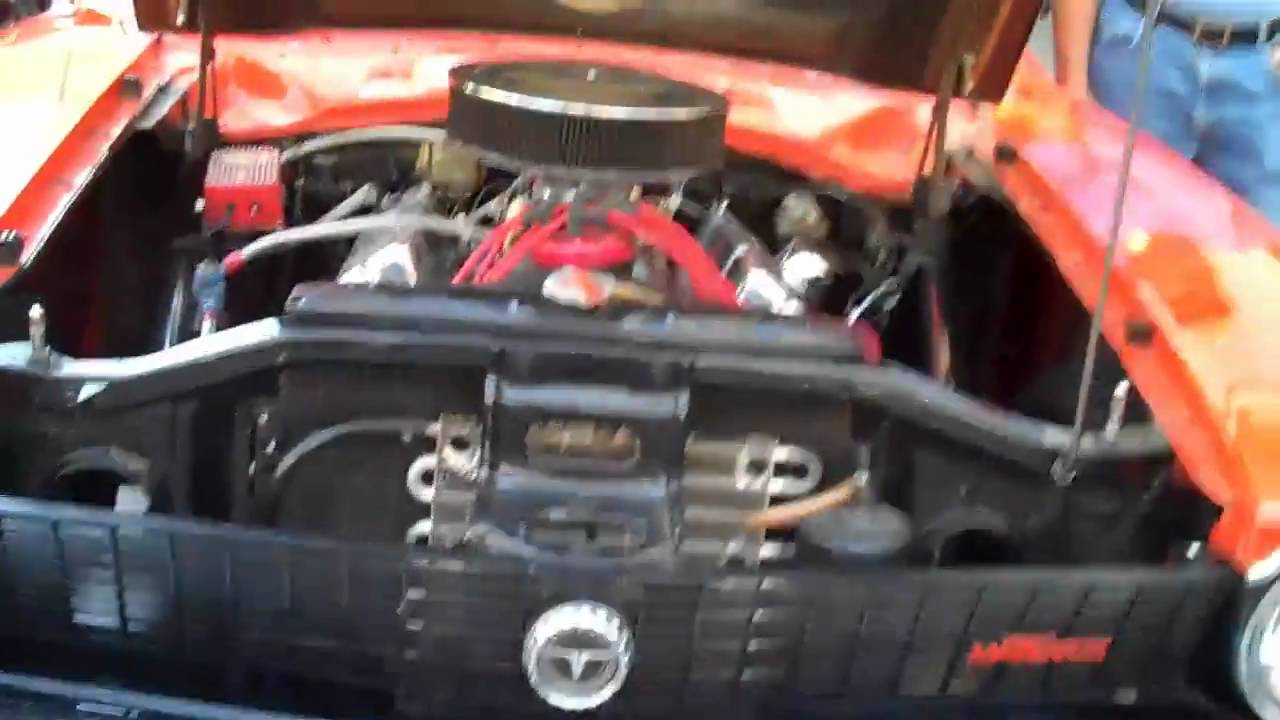 Red ford maverick with racing engine youtube red ford maverick with racing engine sciox Choice Image