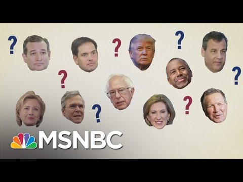 New Hampshire's Undecided Voters | MSNBC
