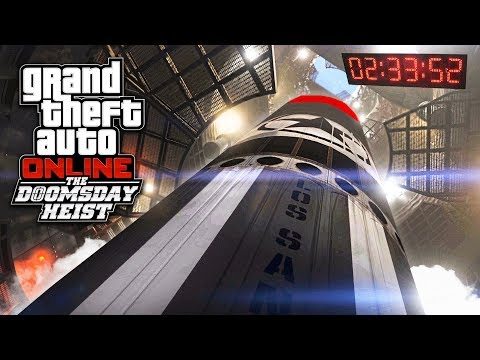 GTA 5 DOOMSDAY HEIST ENDING!! *MAKING MILLIONS + SAVING THE