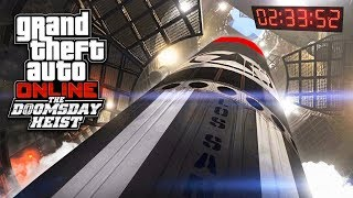 GTA 5 Doomsday Heist ending finale with Typical Gamer! GTA V Doomsd...