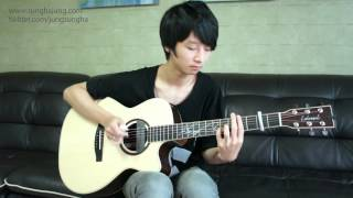 (Maroon 5) Payphone - Sungha Jung(Sungha http://www.sunghajung.com arranged and played