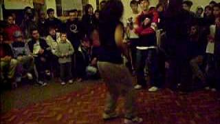 LaLa @ Bboy Nation III 2 vs 2