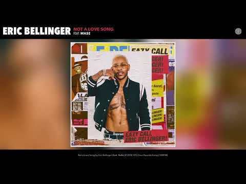 Eric Bellinger - Not a Love Song (Audio)