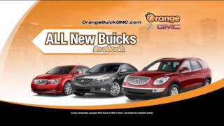 Orange Buick GMC Meet or Beat Archive