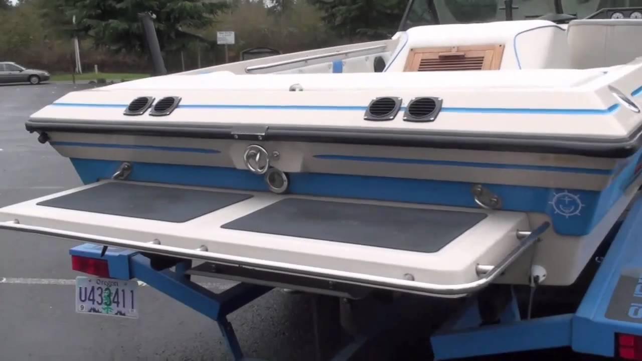 Supra Boats For Sale >> 1990 Supra Comp Ski Boat SOLD - YouTube
