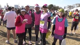 Ikumi Yoshimatsu -Official Face of Tokyo Marathon