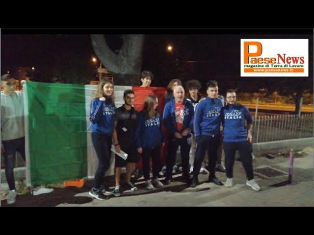 alife squadra karatè Paone campionato europeo 1