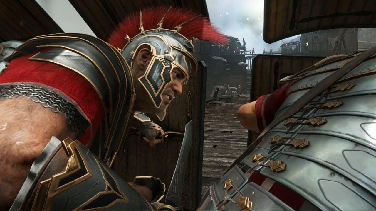 Ryse Son Of Rome Testudo Formation Xbox One Youtube