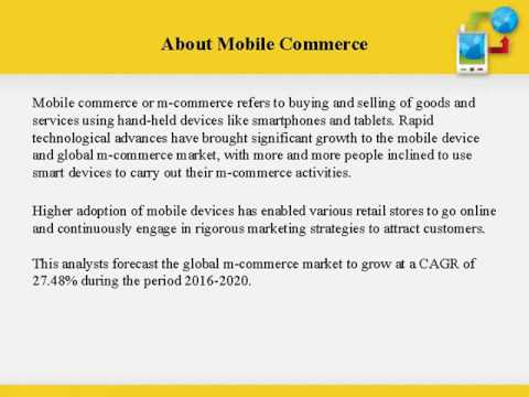 Global M commerce Market