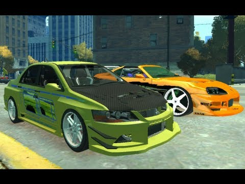 Fast And Furious Tokyo Drift Cars Youtube