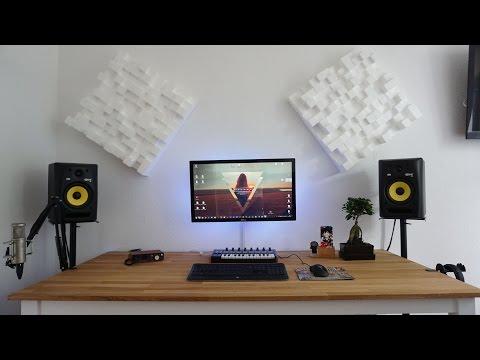 Mein Musik Produzenten Setup 2016