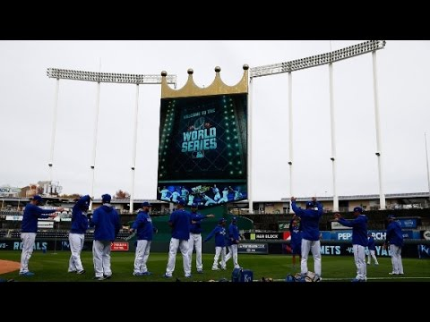 World Series: Mets and Royals face off